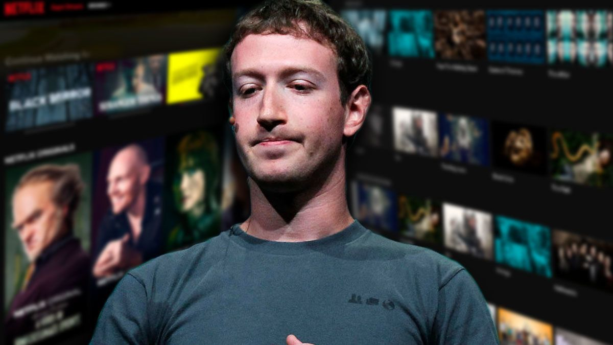 Facebook slipper TV-app