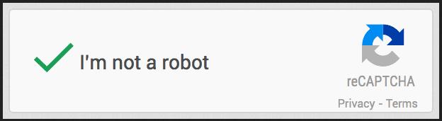 Slik ser Googles nye sikkerhetsmekanisme ut.Foto: Google