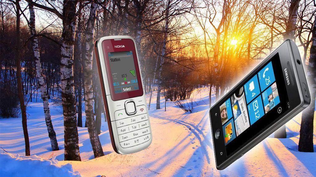 Dette er januar-mobilene