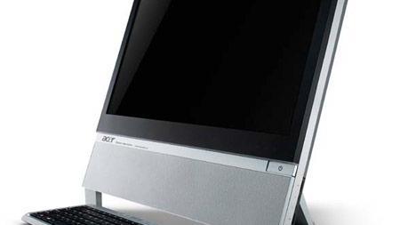 Acer med  alt-i-ett-PC