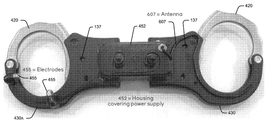 Slik ser patentet ut.Foto: Scottsdale Inventions