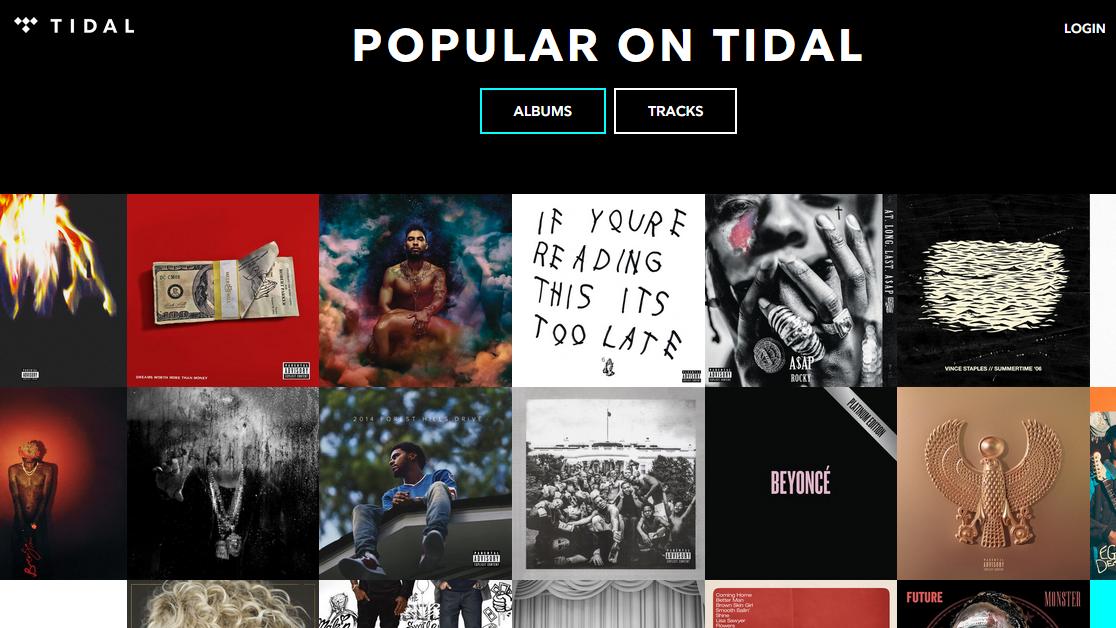 Musikkstrømmetjenesten Tidal lanserer familieabonnement