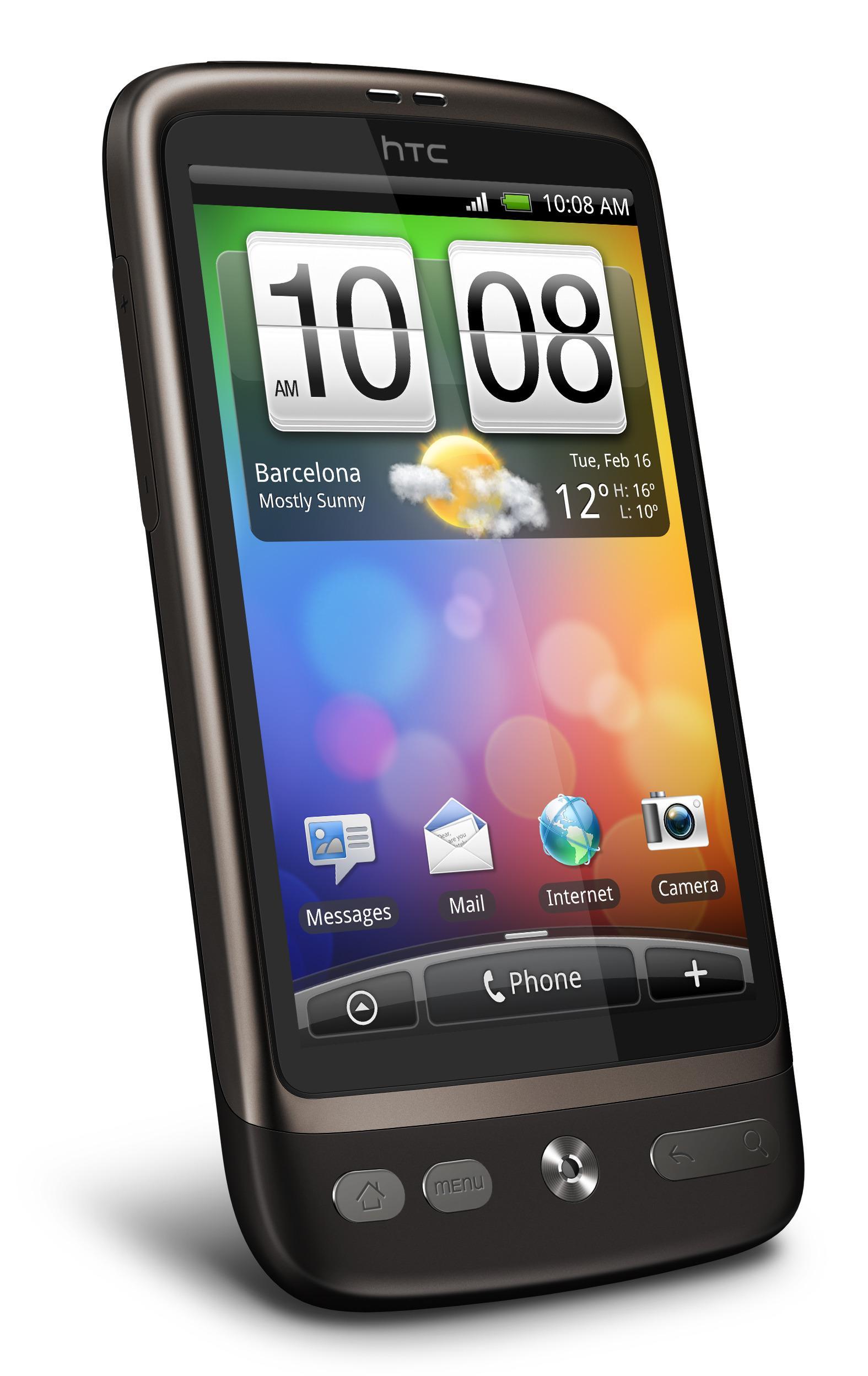 I 2011 ble HTC utropt til Taiwans mest verdifulle globale merkevare, ett år etter lanseringen av Desire. I november i fjor overtok Asus tronen.Foto: HTC
