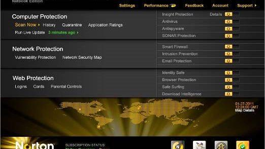 Norton 2011 lansert