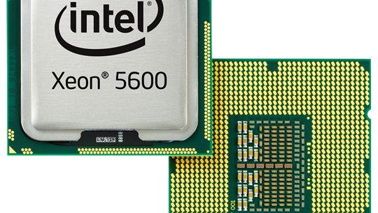 Intel lanserer sekskjerne