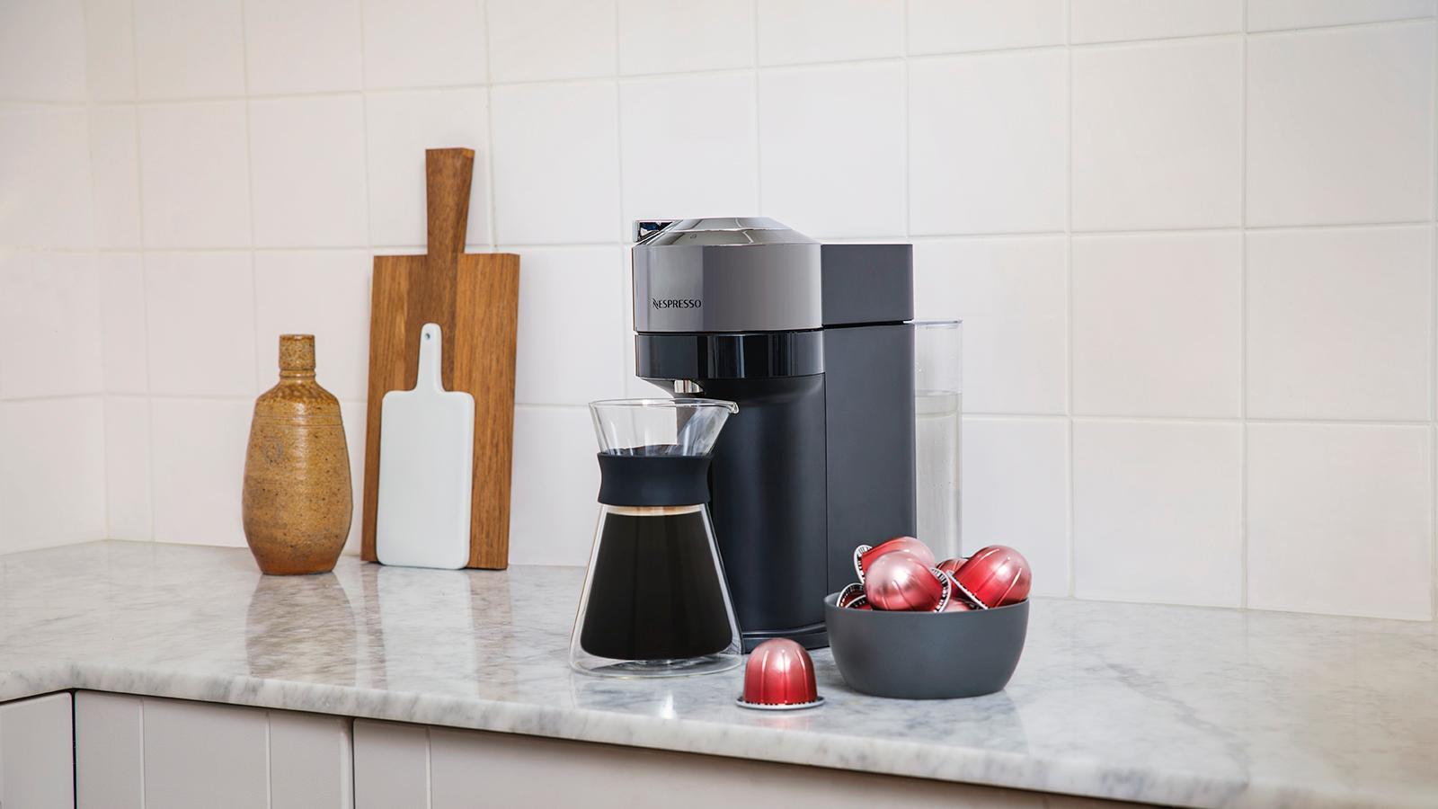Nespressos nye maskin lar deg endelig brygge mer enn én kopp kaffe