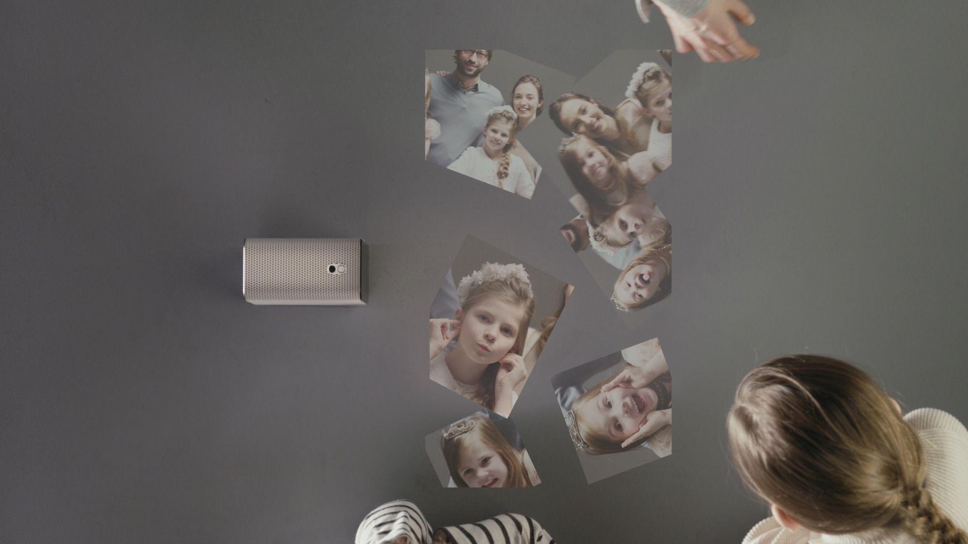 Xperia Projector.