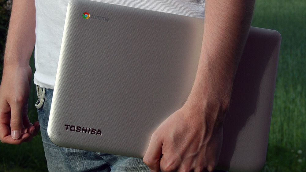 Stor interesse for Googles billige bærbare