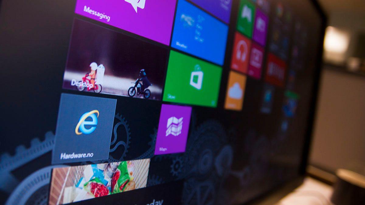 Windows 8 kan mer enn du tror.Foto: Hardware.no