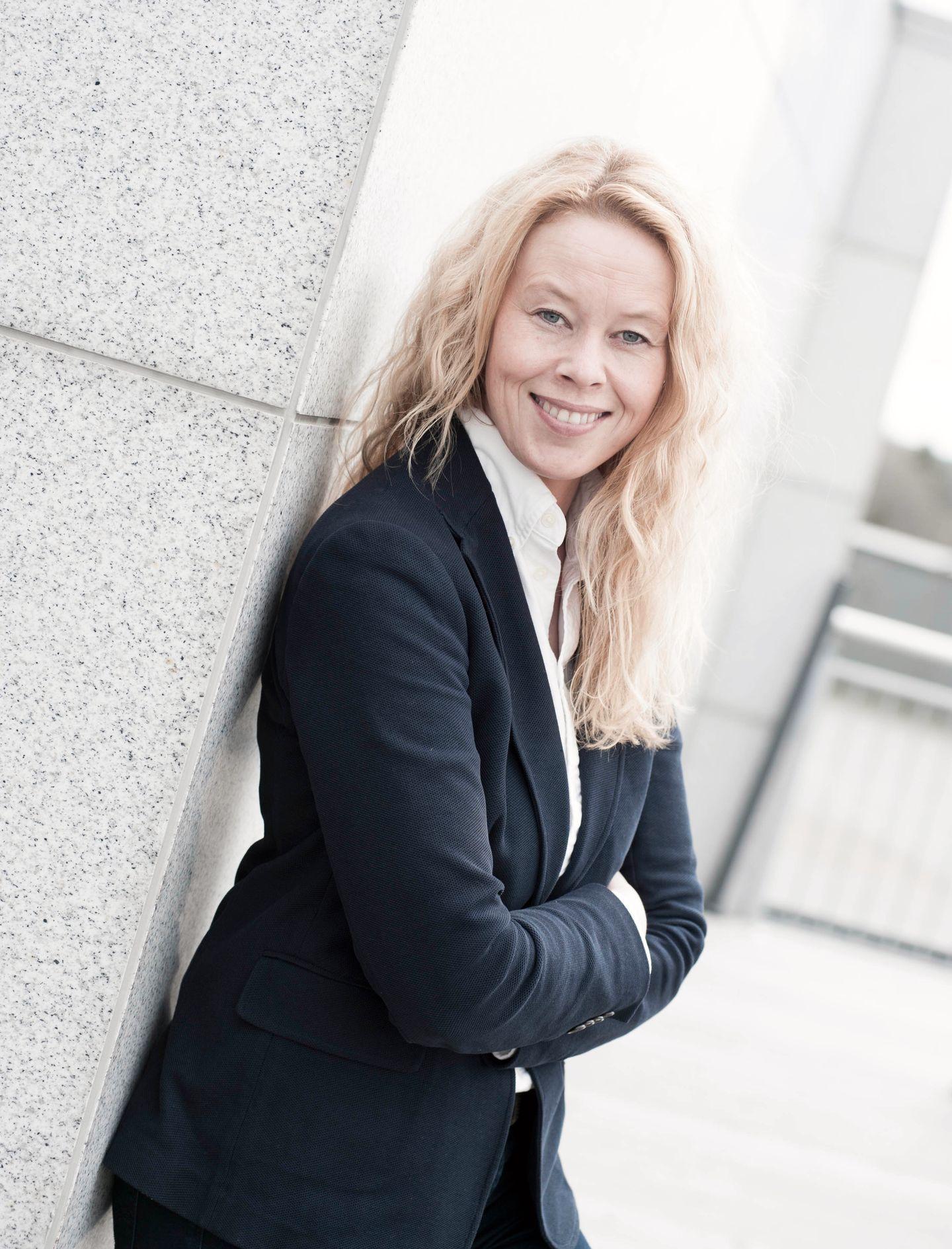 Megler Lise Blomberg