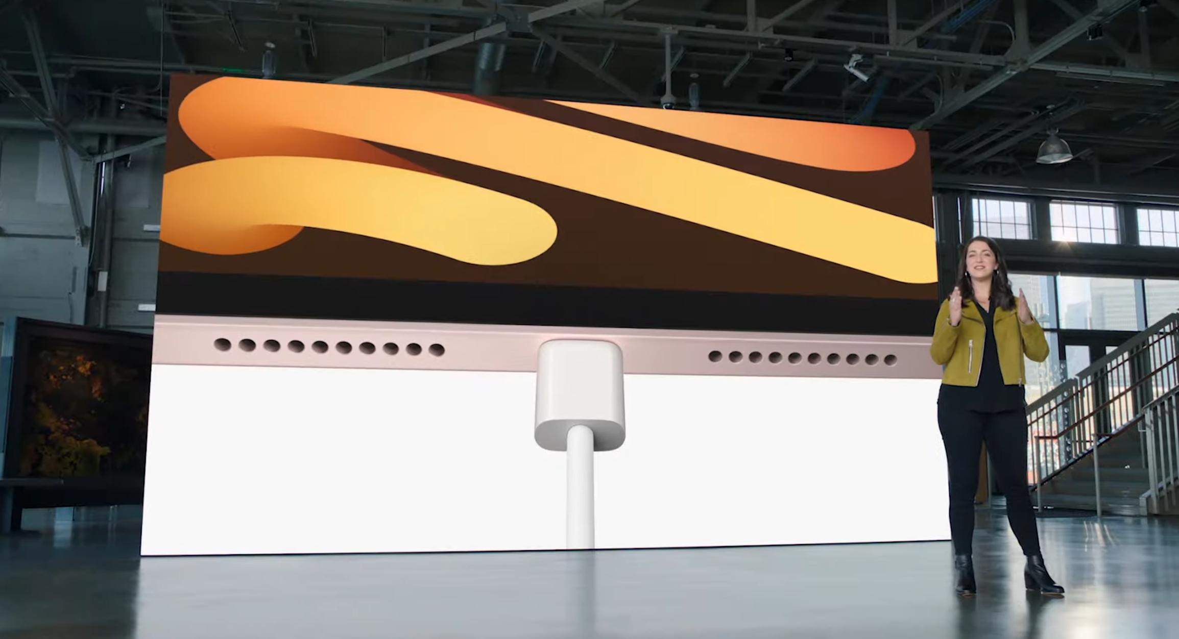 iPad Mini har USB Type-C.