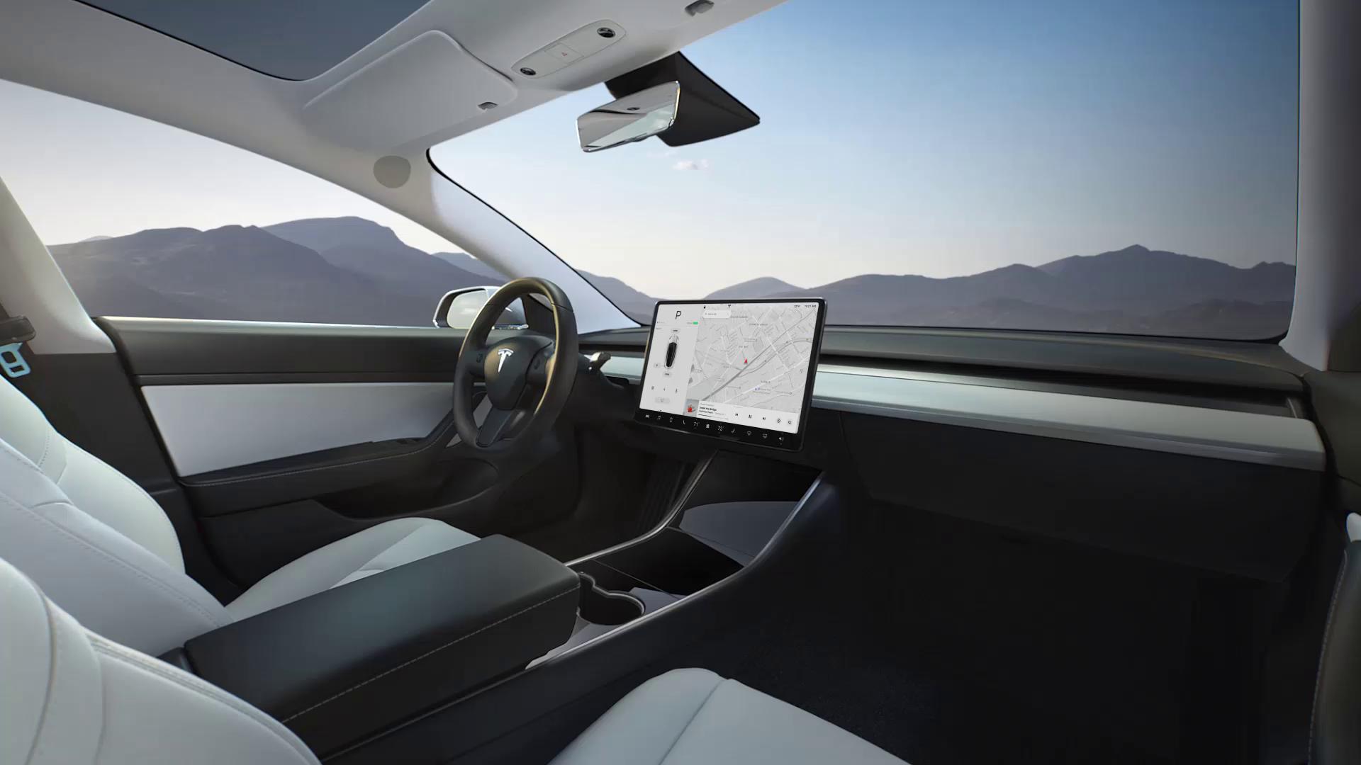 Videokonferanse direkte fra Teslaen? Elon Musk hevder det er på vei