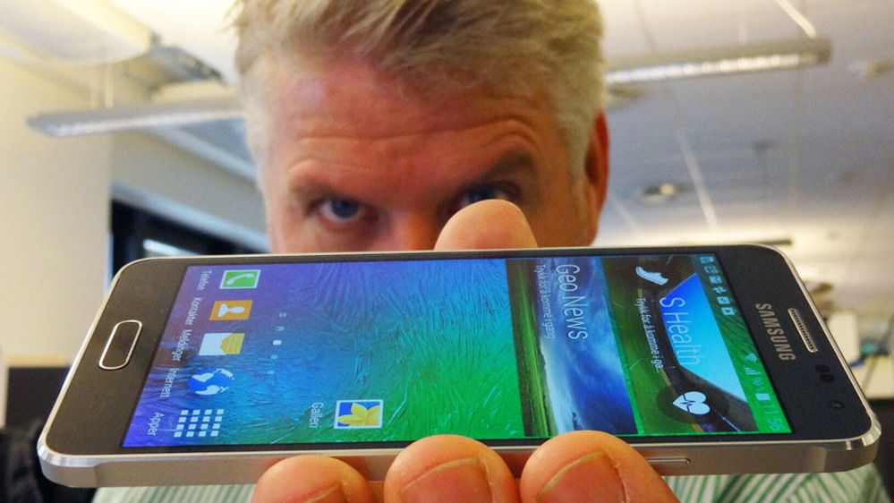 Samsung satt under massivt press av iPhone 6