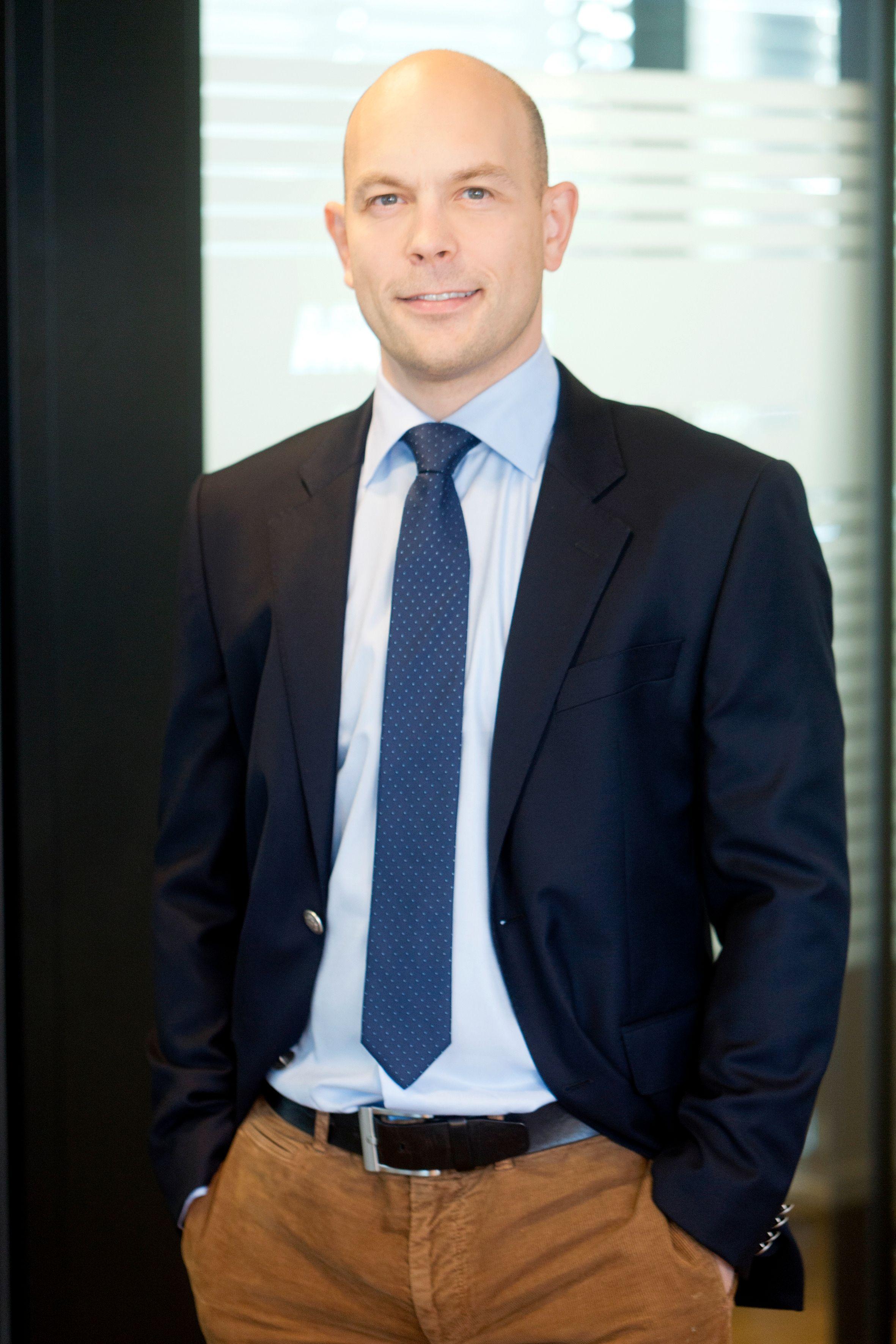 Børge Hansen, teknologidirektør i Microsoft Norge.Foto: Microsoft