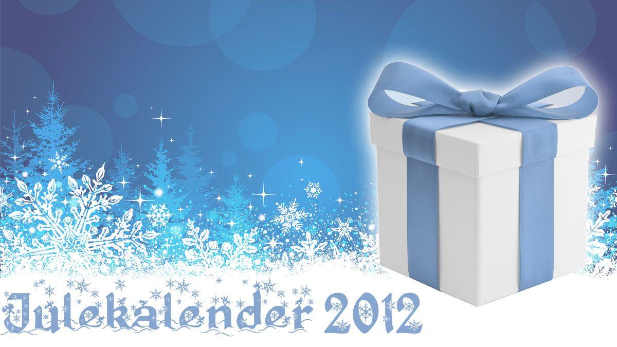 Julekalender 2012 – luke 13