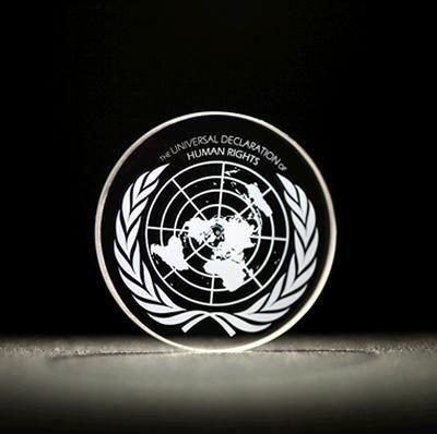 Lagring av FNs menneskerettigheter er blant bruksområdene.