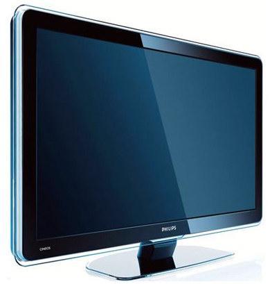 Philips 9000: Full HD, 3D og LED-baklys