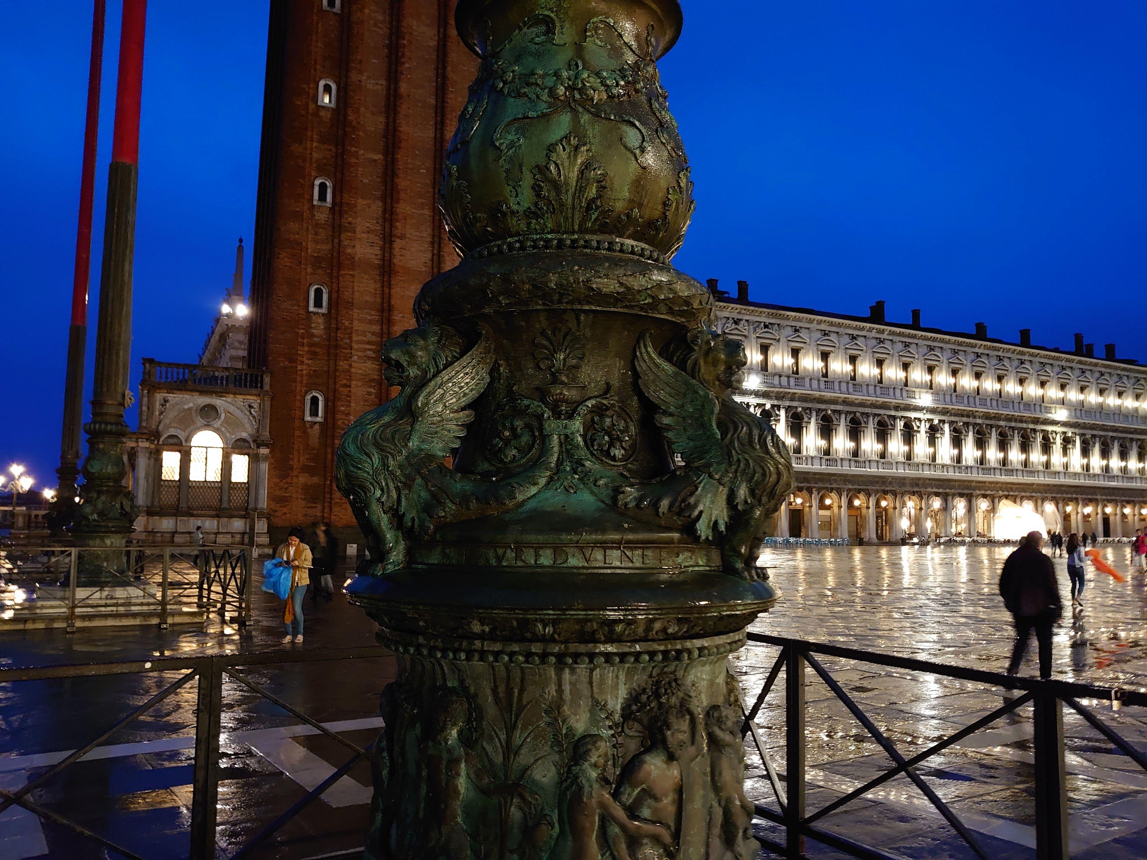 Venezias løver.