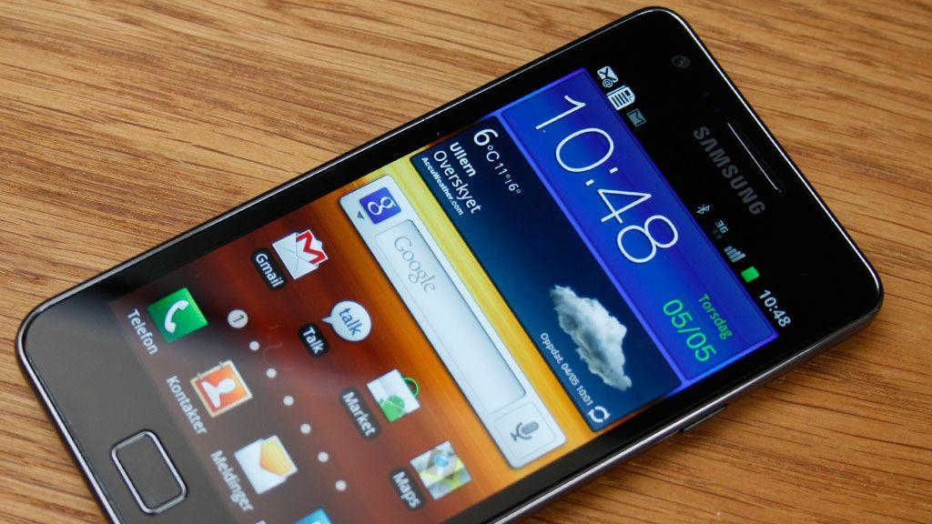 Samsung Galaxy S II i9100 (S2)