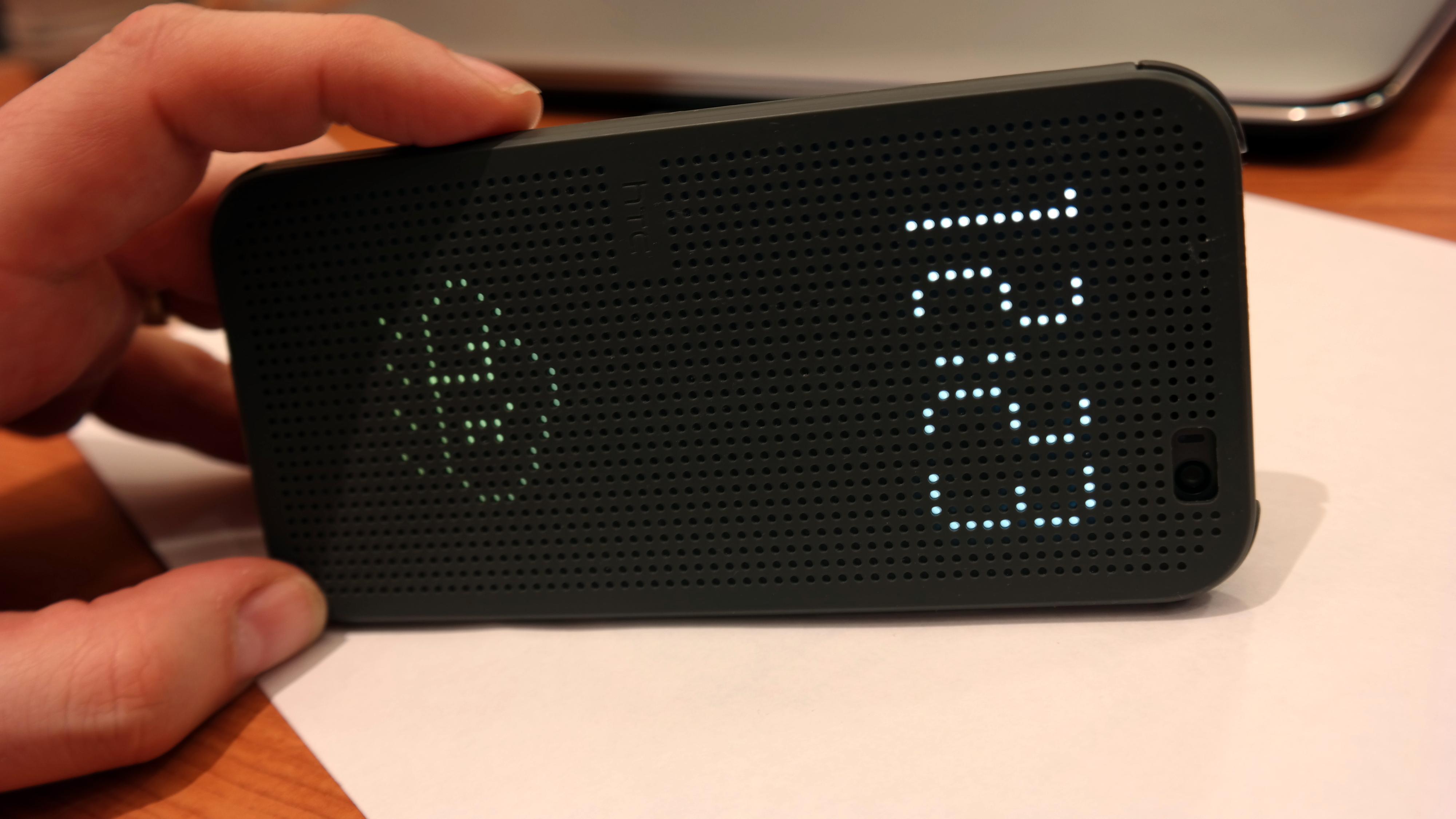 Mobildeksel til HTC One M8.Foto: Espen Swang, Amobil.no