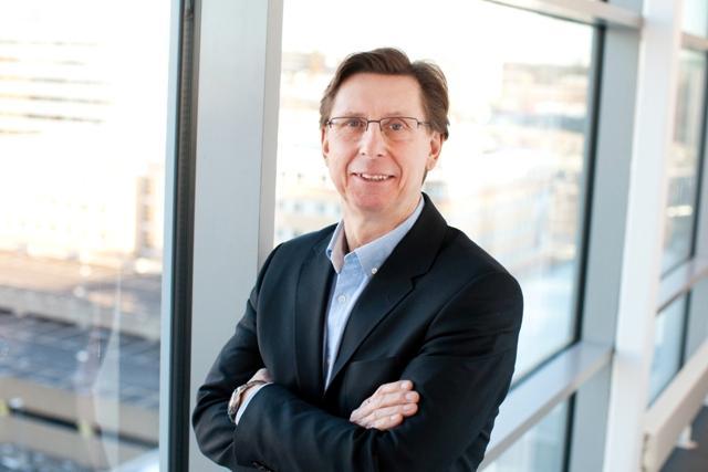 Stefan Dahlgren, nordisk direktør i Adobe.Foto: Adobe, Sandra Birgersdotter