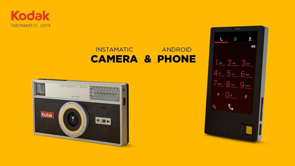 Noens drømmetelefon, andres mareritt, det viste seg uansett å være bare tull. (Foto: Kodak)