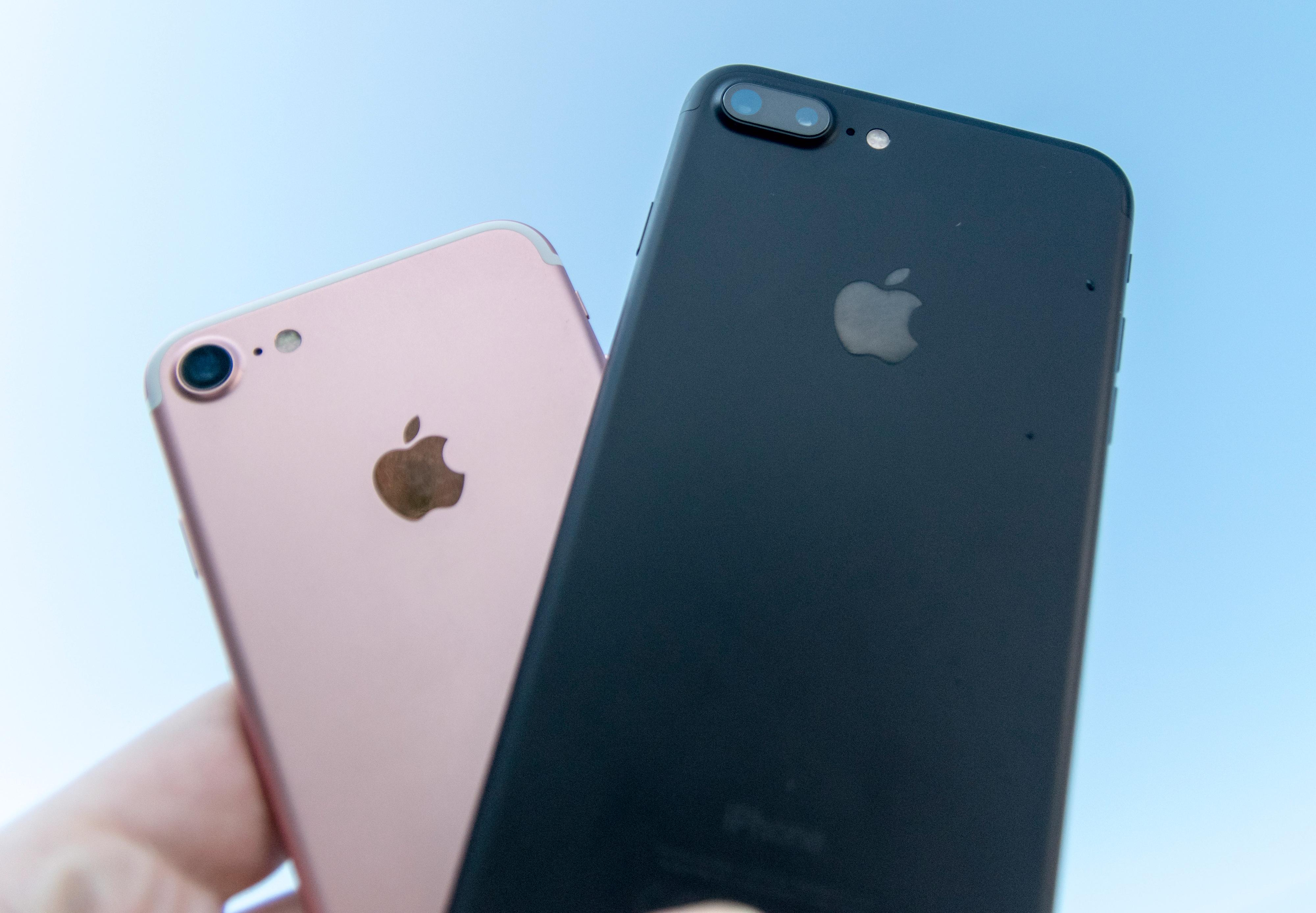 iPhone 7 og 7 Plus er foreløpig det siste Apple har lansert på mobilfronten.