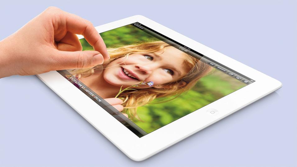 iPad 4. generasjonFoto: Produsentfoto