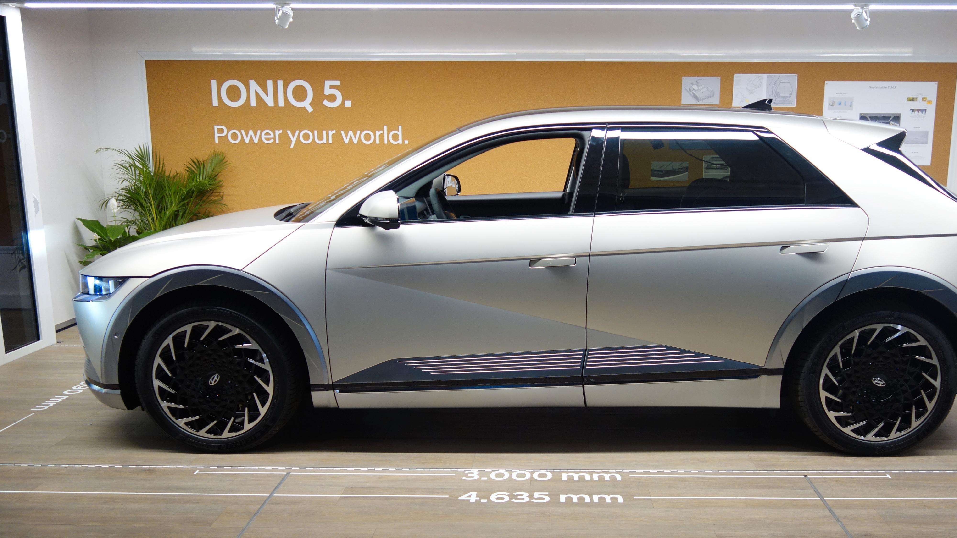 Hyundai slipper norske priser på Ioniq 5