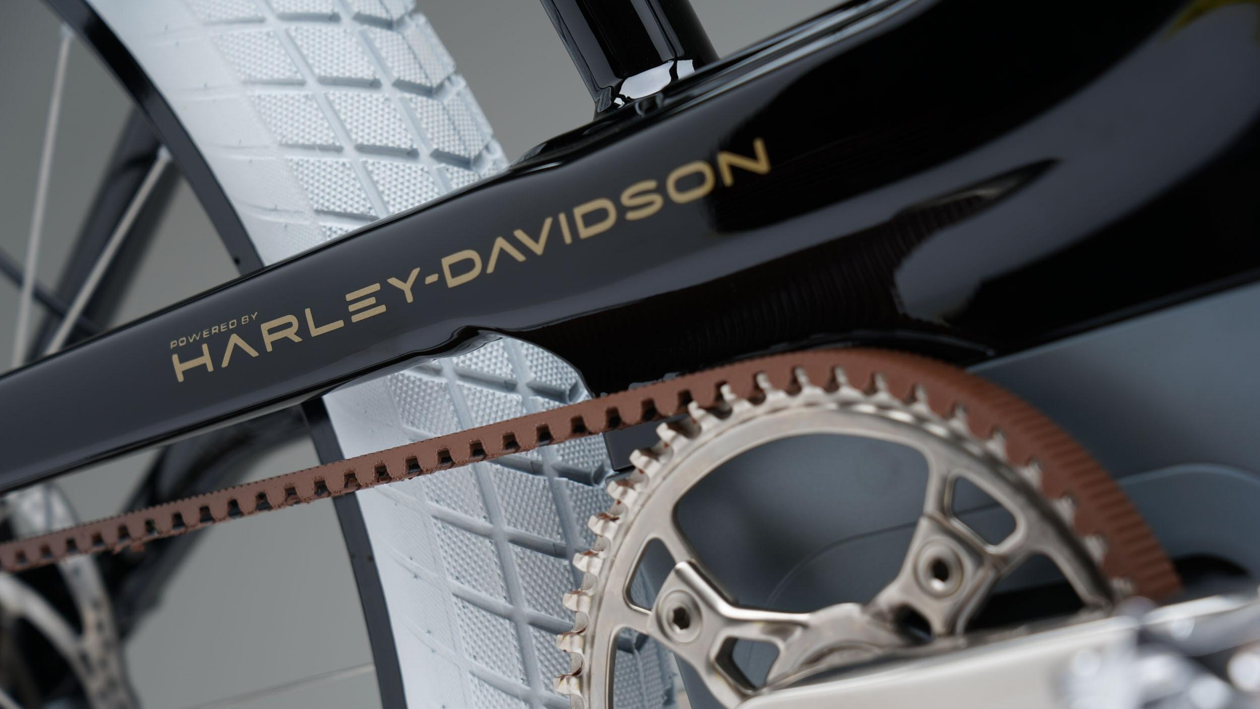 Harley-Davidson har avduket sin elsykkel