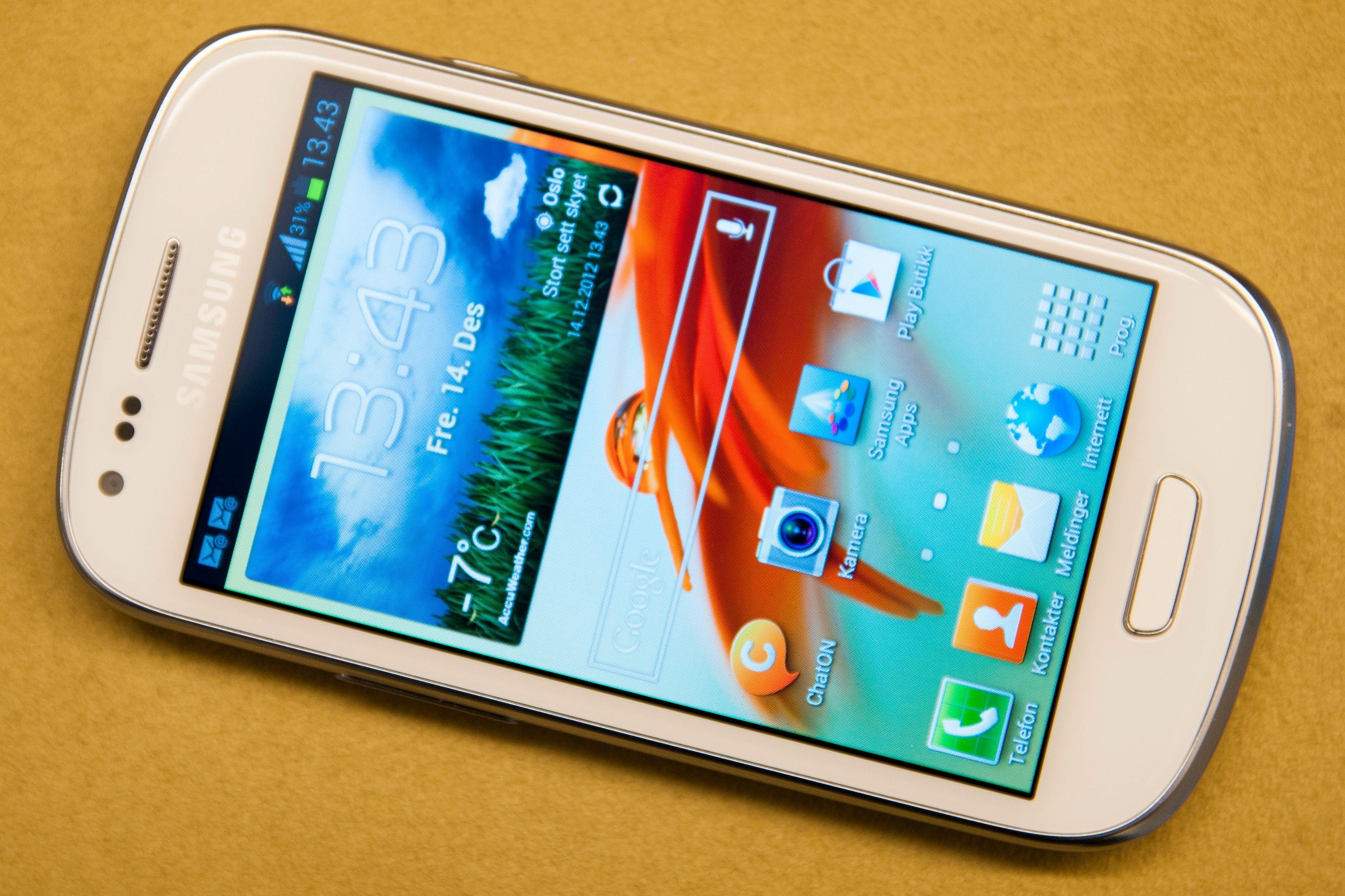 Samsung Galaxy S III Mini Test Tek.no