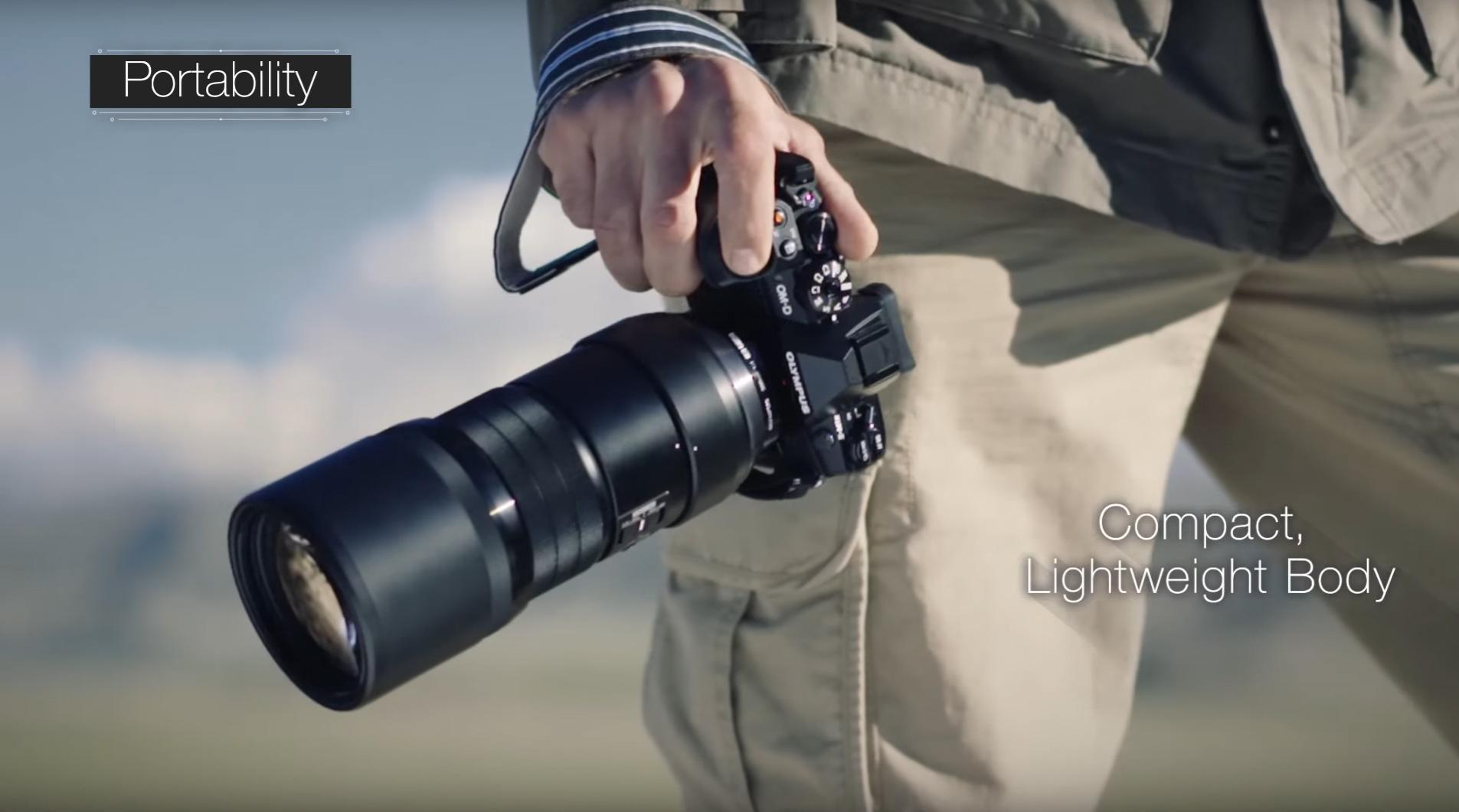 Det er alltid litt interessant å se hva produsentene forsøker fremheve med kameraene sine, og denne gangen ser budskapet ut til å være et kamera som kan takle omtrent alt, over alt. Og de er ikke helt på jordet. Vel, jo, der også, men du skjønner... Moving on!