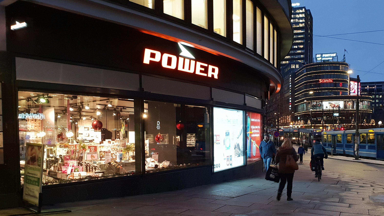 Power gir deg frist ut januar til å bytte varene.