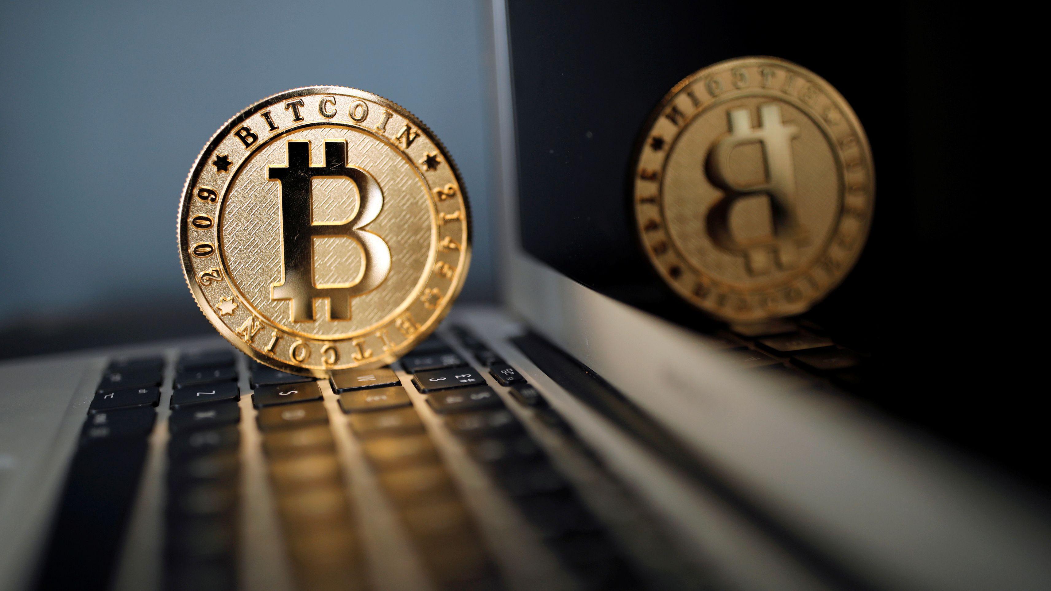 Bitcoin raser videre oppover – setter ny rekord