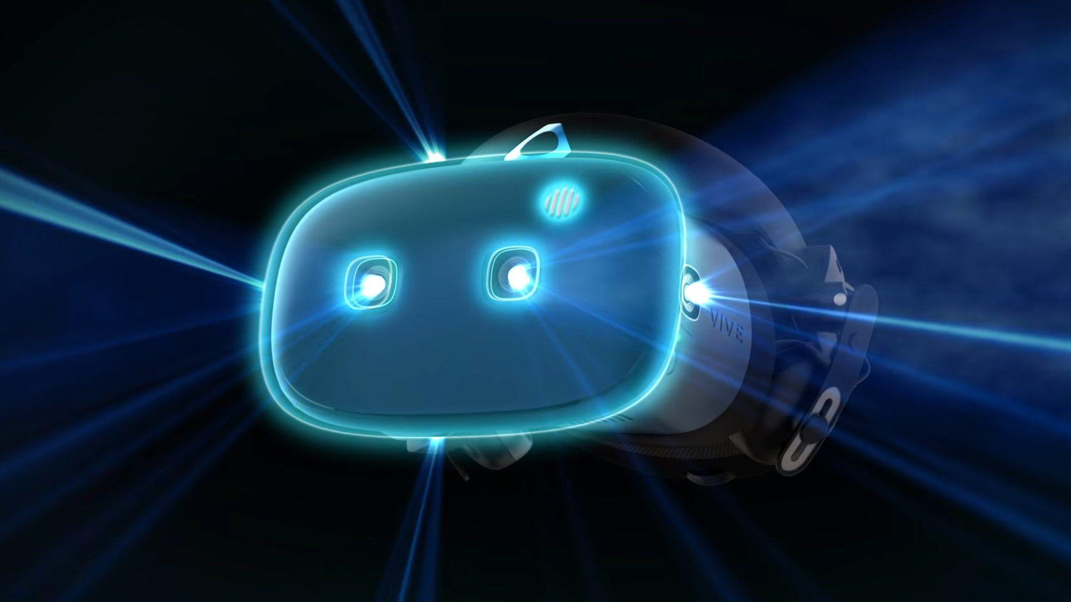 HTCs nye VR-hodesett kalles Vive Cosmos