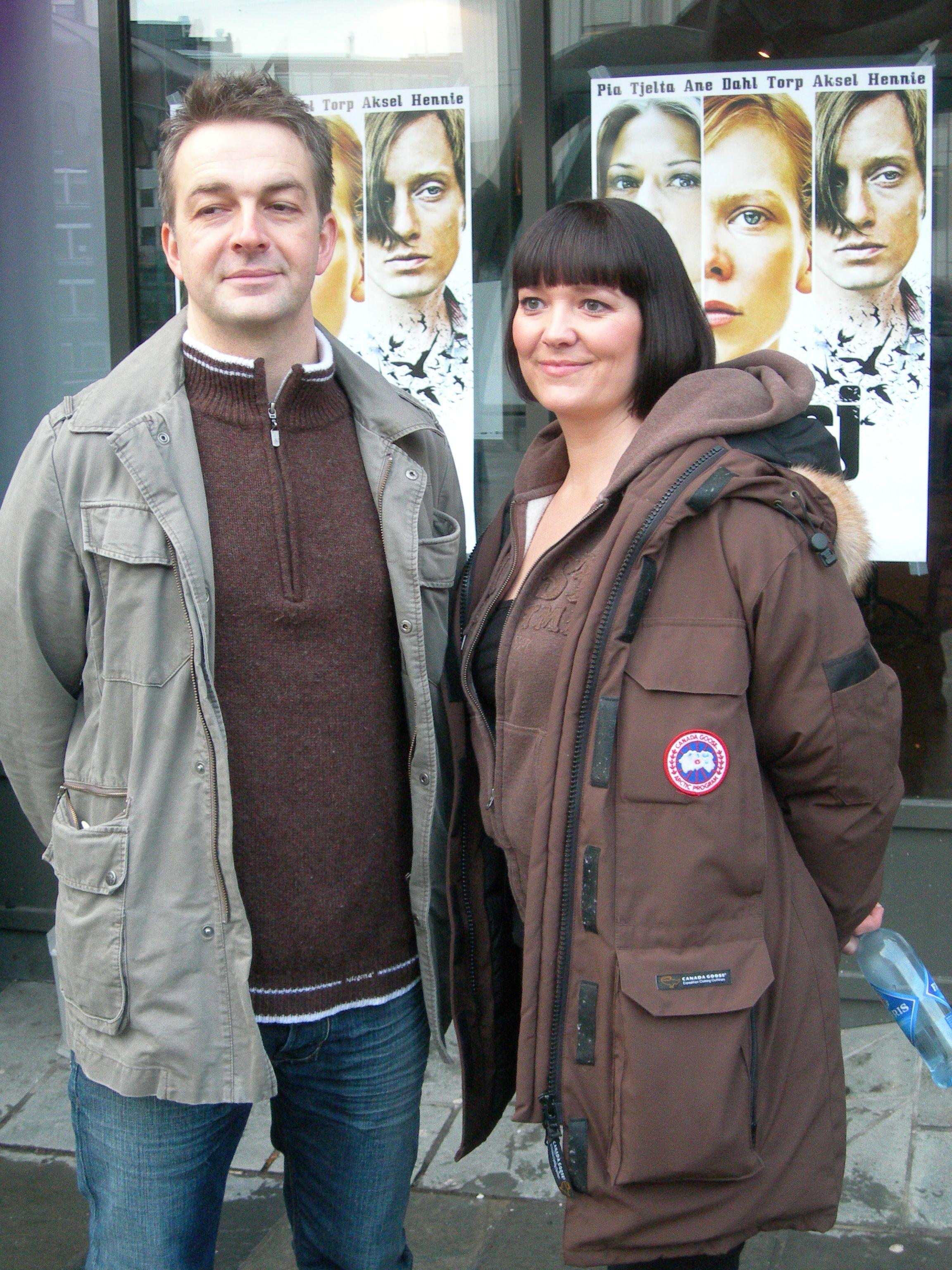 Manusforfatter Per Schreiner og regissør Eva Sørhaug er meget fornøyd hvordan