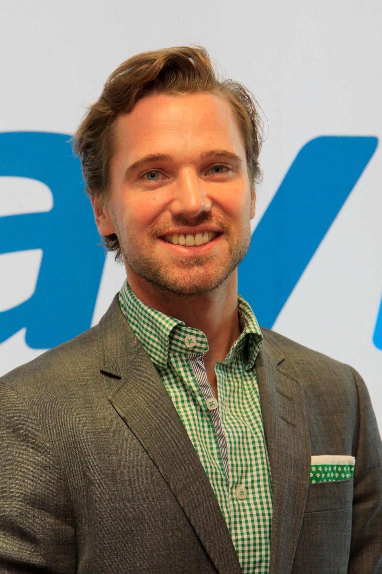 Daniel Aronowitsch, salgssjef i PayPal.Foto: Kurt Lekanger, Mobilen.no