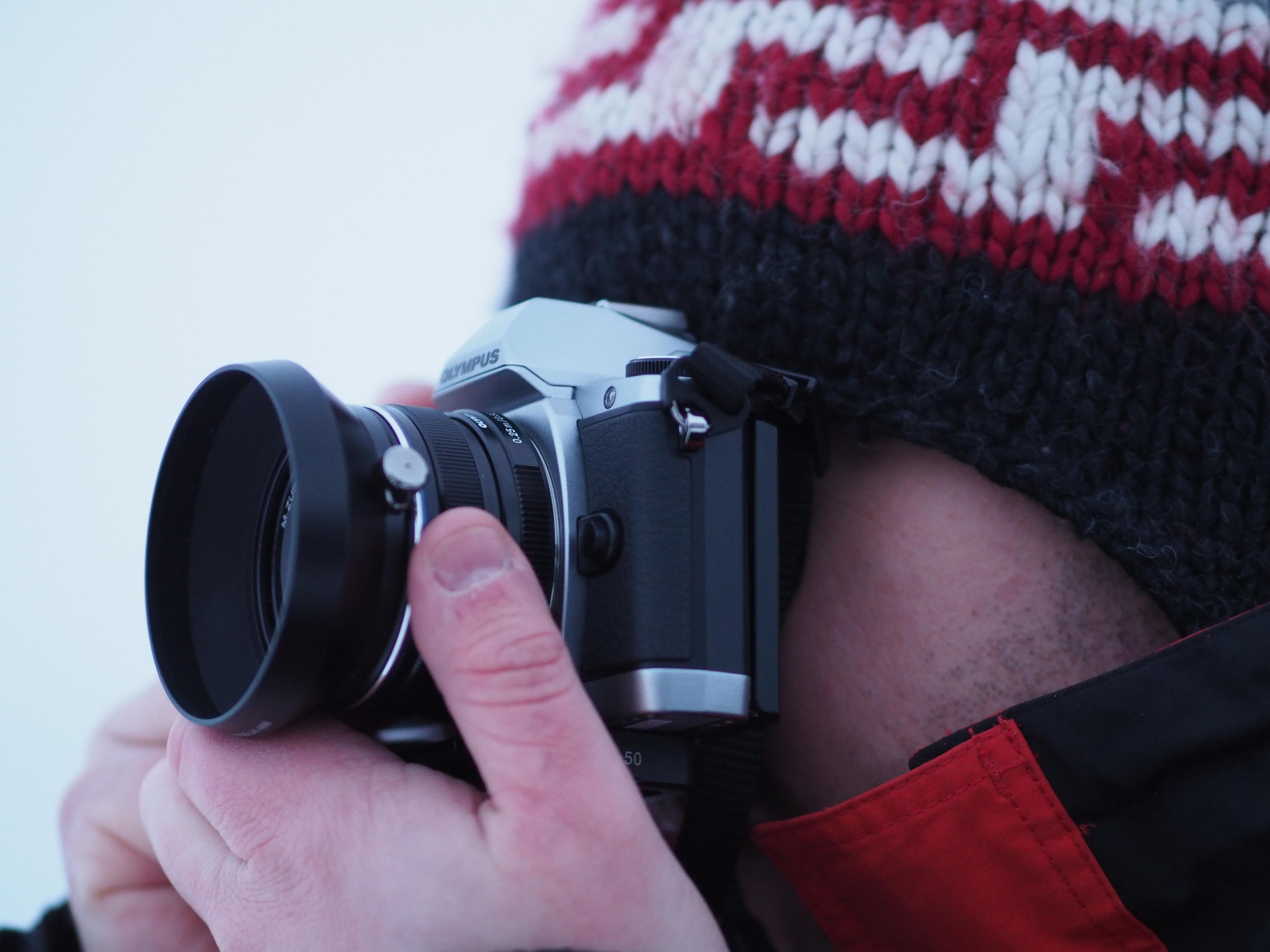 75mm, f/1.8, ISO 1600, 1/160s.Foto: Kjersti Stuestøl