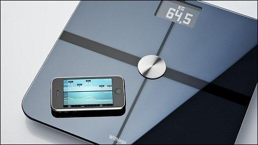 Her er iPhone-vekta
