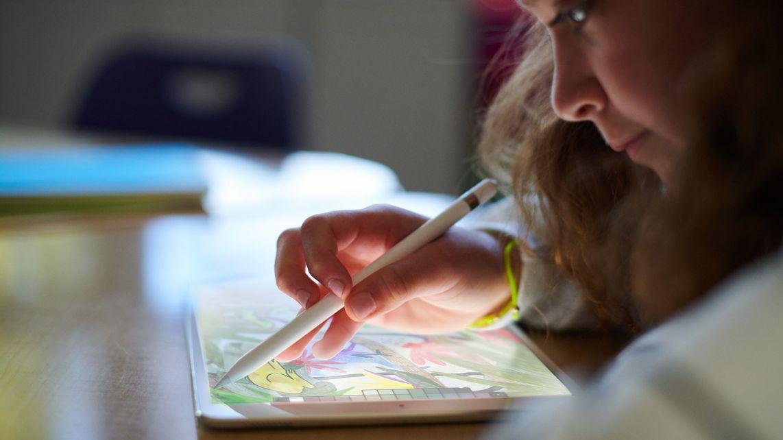 Dette er Apples nye, kraftigere – men fortsatt billige – iPad