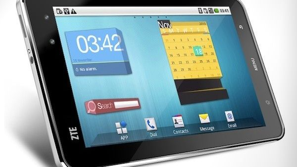 ZTE med ny Android-surfer