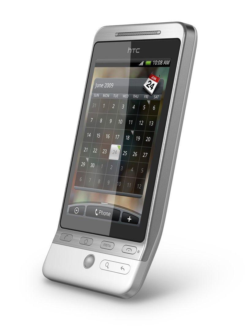 HTC Hero var den første Android-telefonen som virkelig slo an.