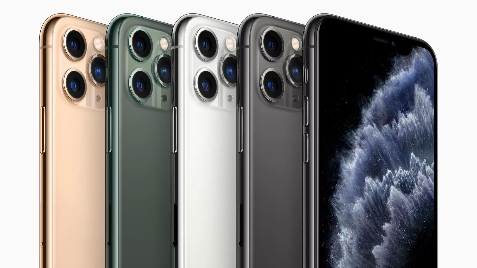 Slik er de nye iPhonene i forhold til de beste Android-konkurrentene
