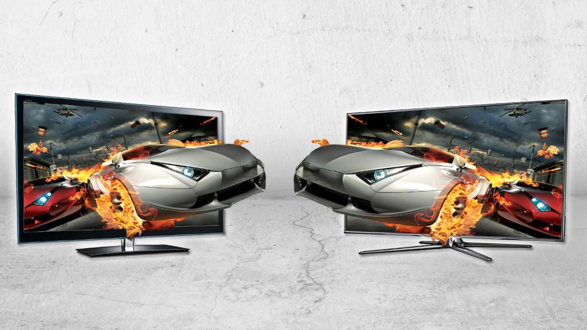 Seks nye 3D-TVer