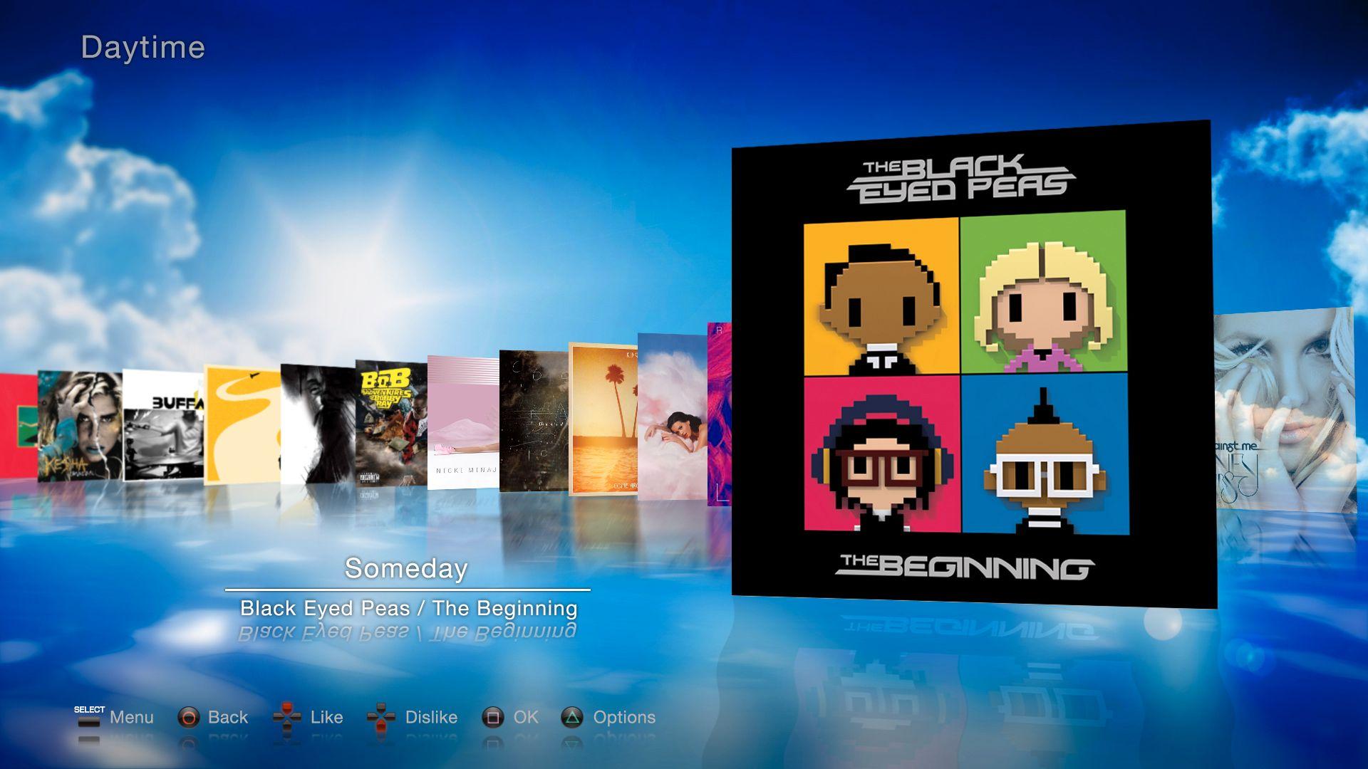 Sonys musikktjeneste til PSP