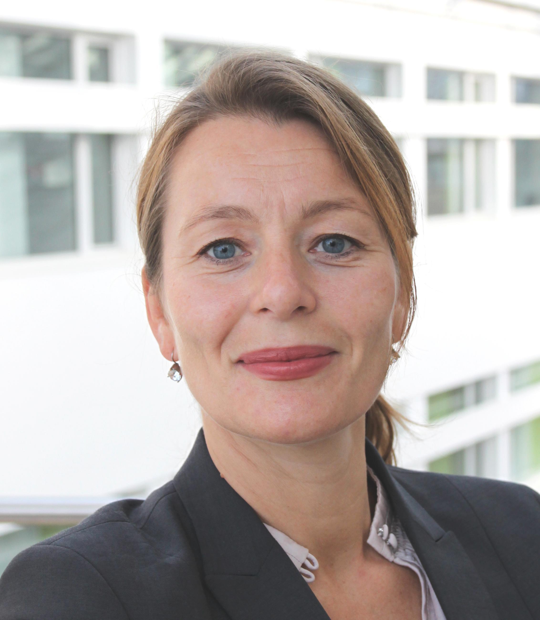 Daglig leder Kathrine Myhre, Oslo Medtech.Foto: Astrid Bjerke Lund, Forskningsparken AS