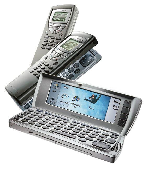 Nokia 9210.