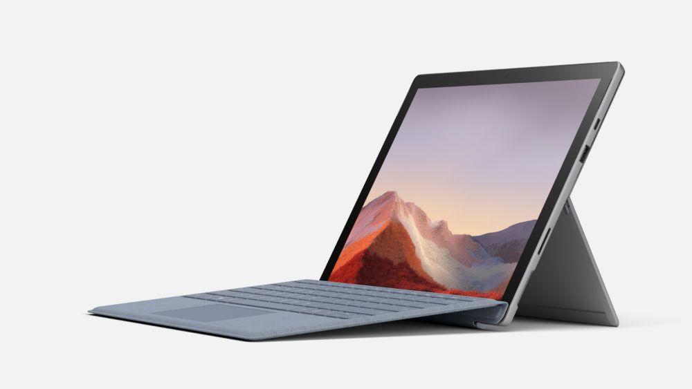 Surface Pro 7 – endelig med USB-C-port.
