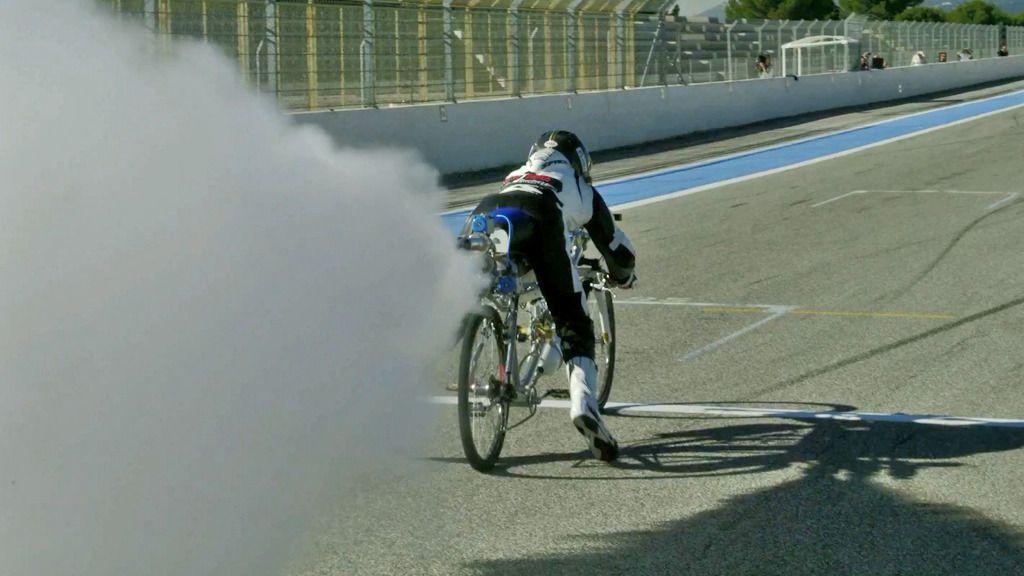 Denne sykkelen går i 333 km/t