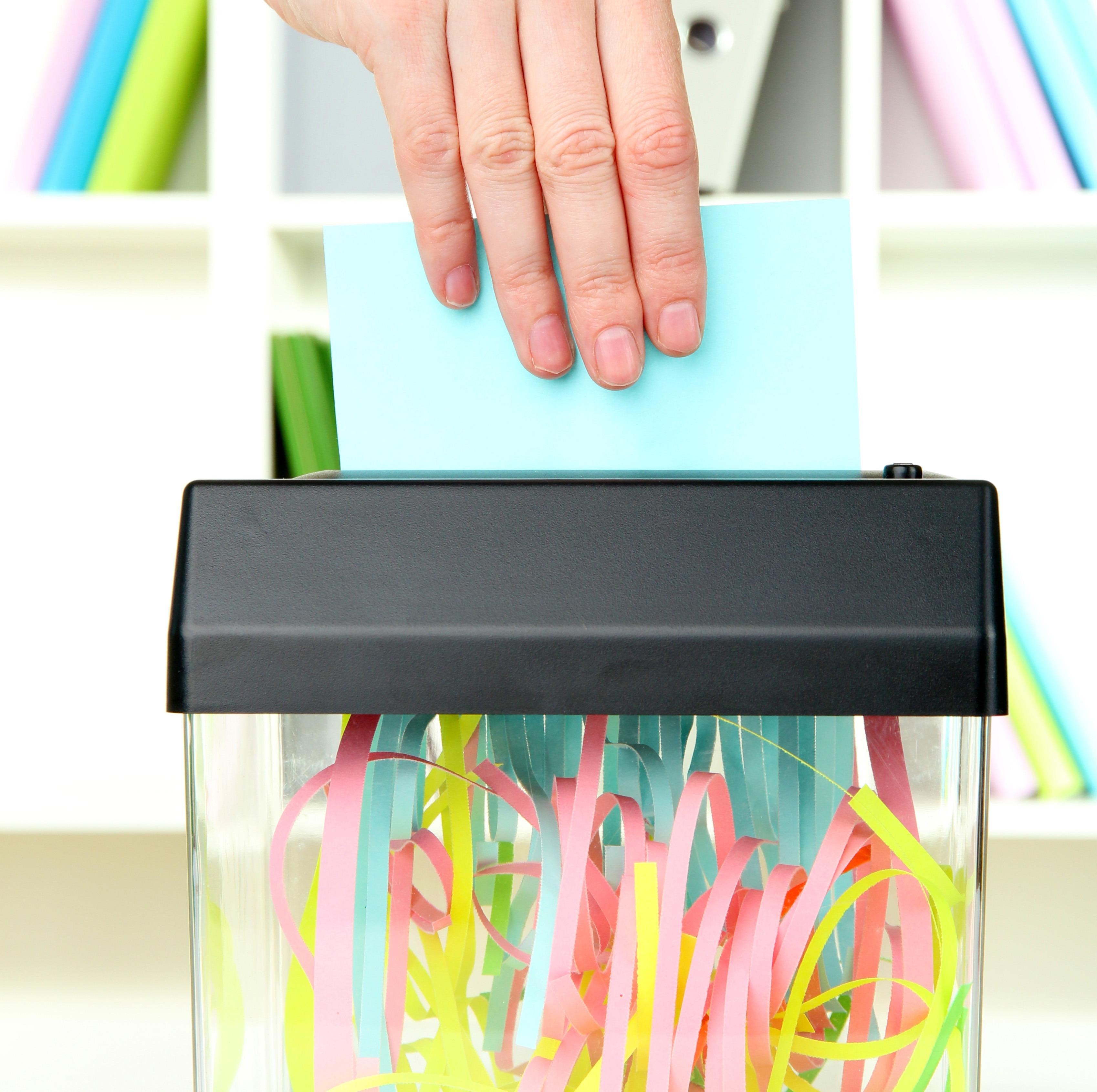 Slettetasten virker IKKE på denne måten.Foto: Shutterstock